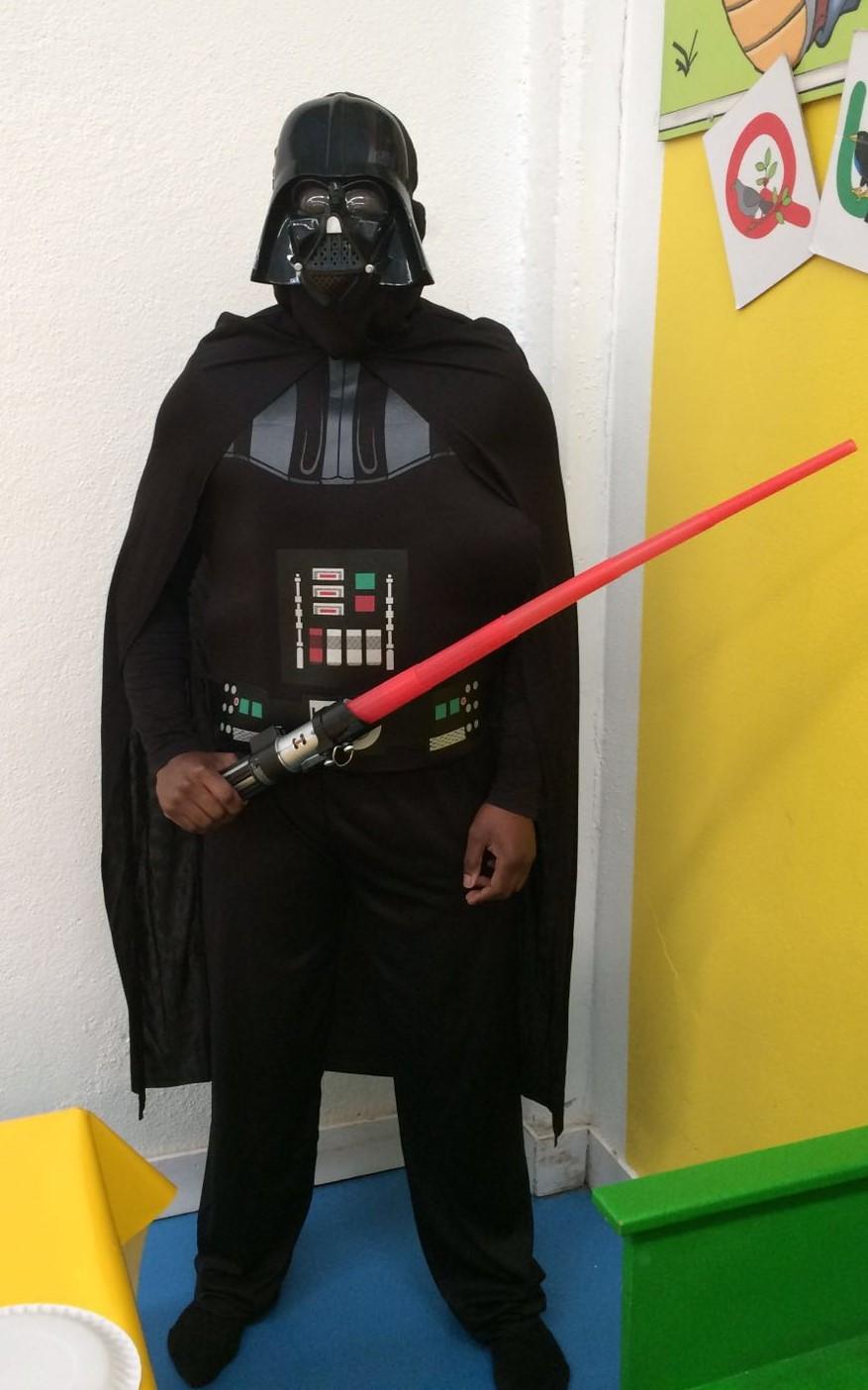 Máscara Darth Vader