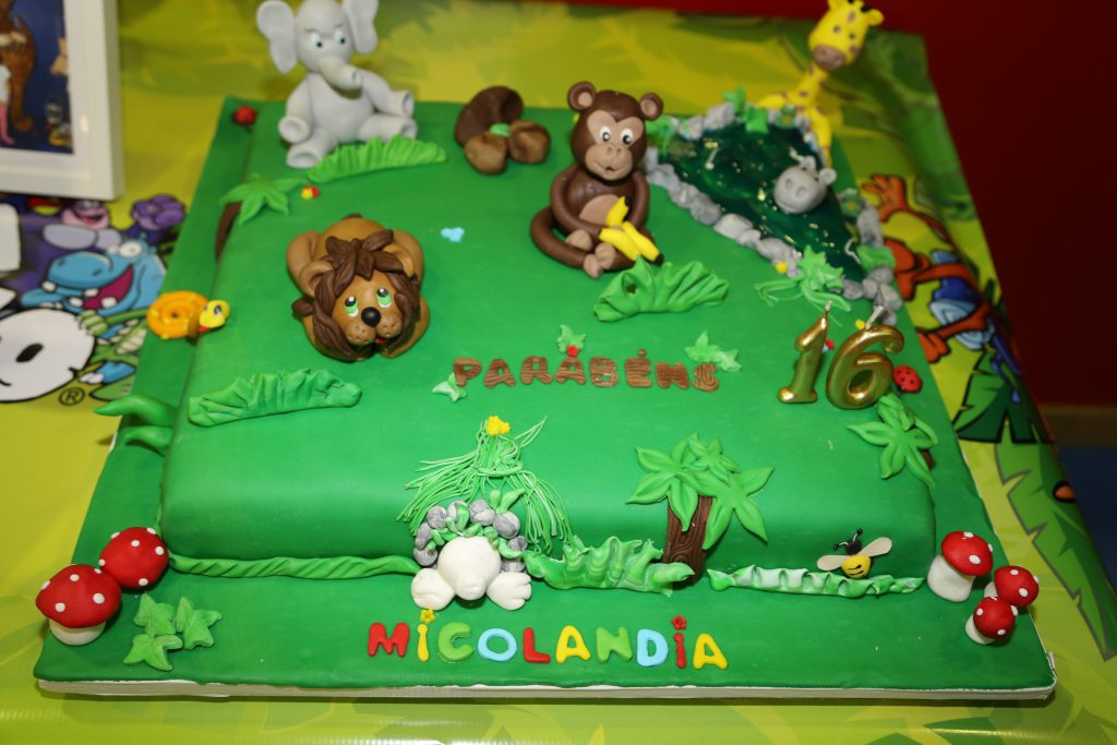 Festa da Selva - 16º Aniversário da Micolandia