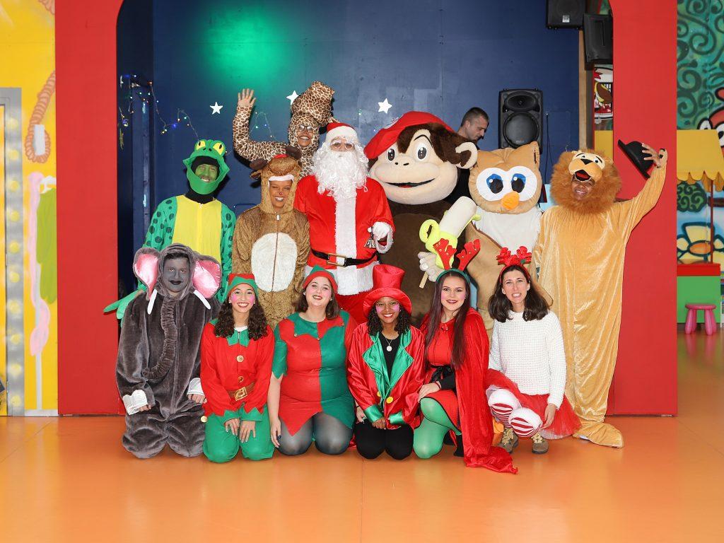 Festas de Natal Empresariais